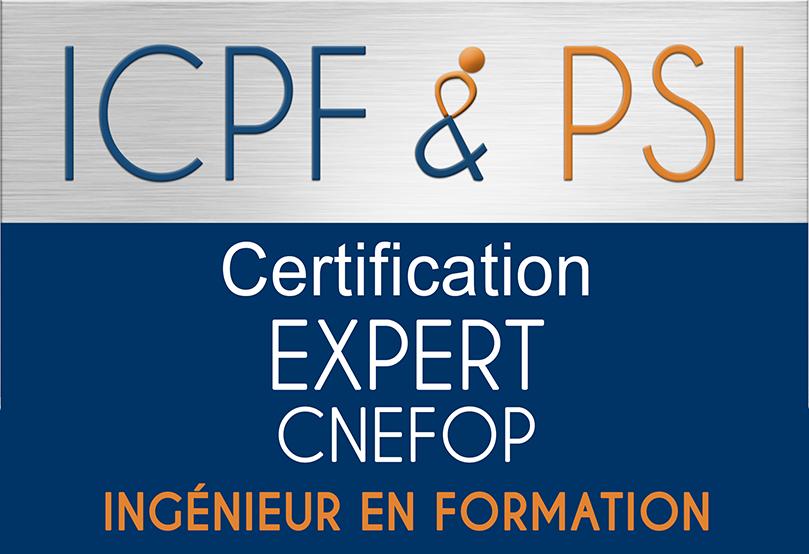 certification expert d'ingénieur en formation