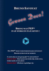 """Couverture du livre """"Si simple !"""" de Bruno Savoyat en neerlandais"""